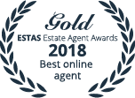 Gold Estate Agent Award 2018: Best online agent